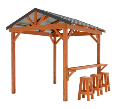 Outdoorable - BBQ Hut