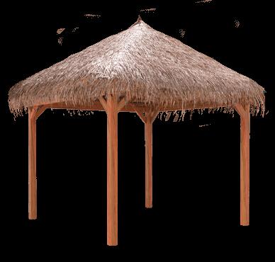 Outdoorable - Bali Hut